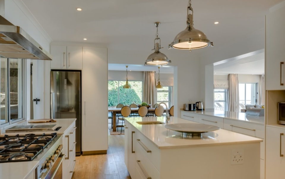 Luxury Cape Town Camps Bay Villa 15woodford Kitchen Open Plan