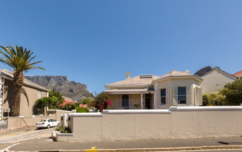 Luxury Holiday Villa Vacation Accommodation Cape Town Burnside Cottage Outdoor06
