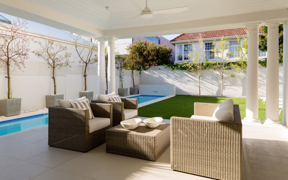 Luxury Villa Rental Cape Town Camps Bay Cloud House Outdoor01