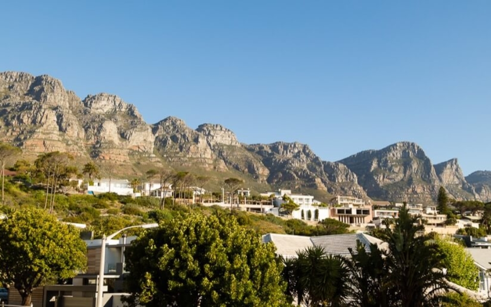 Luxury Villa Rental Cape Town Camps Bay Cloud House Outdoor03