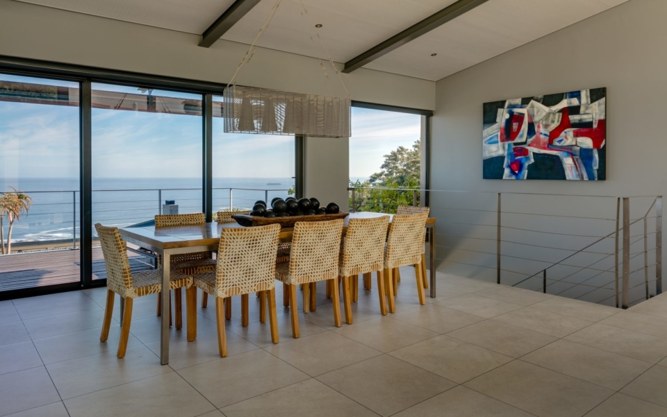 Luxury Villa Rental Cape Town Camps Bay Hely Horizon Dining New