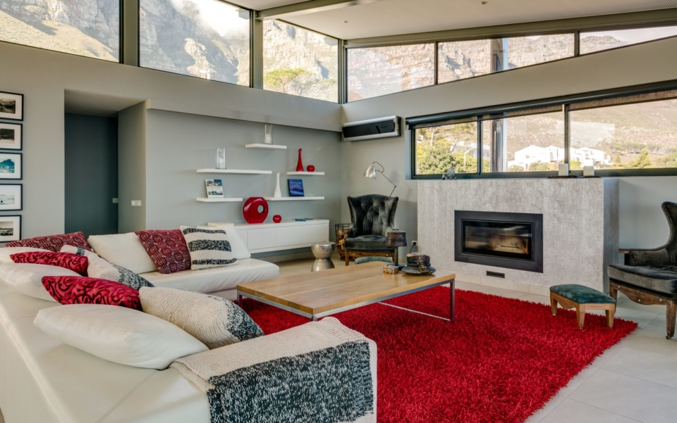 Luxury Villa Rental Cape Town Camps Bay Hely Horizon Lounge In New