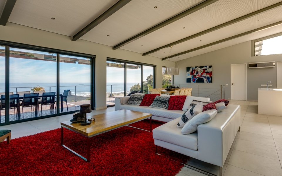 Luxury Villa Rental Cape Town Camps Bay Hely Horizon Lounge Out New