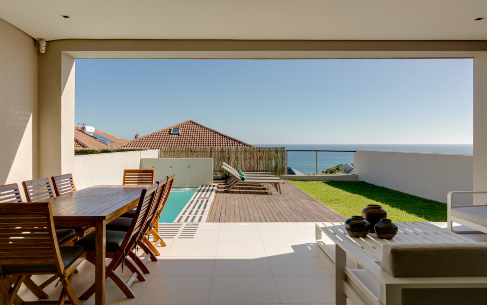 Luxury Villa Rental Vacation Home Cape Town Camps Bay Finchley Patio