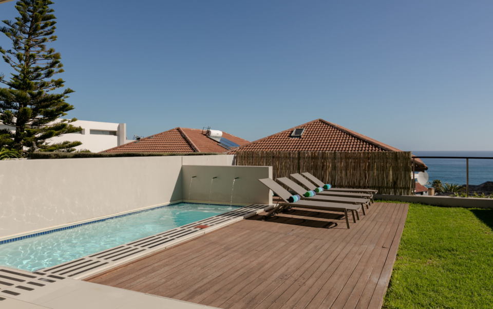 Luxury Villa Rental Vacation Home Cape Town Camps Bay Finchley Pool
