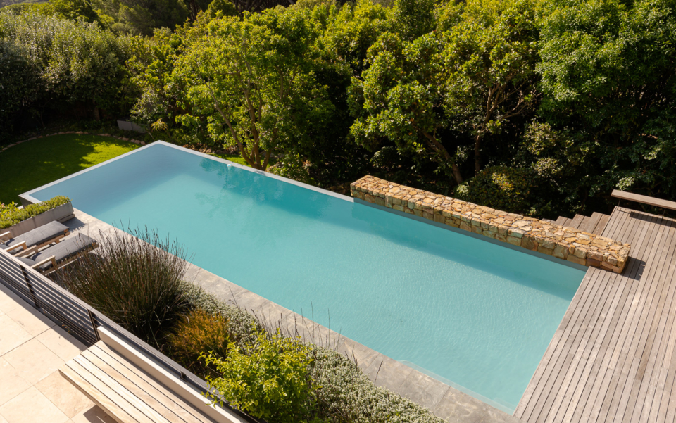 Luxury Cape Town Camps Bay Holiday Villa Le Thallo Pool View