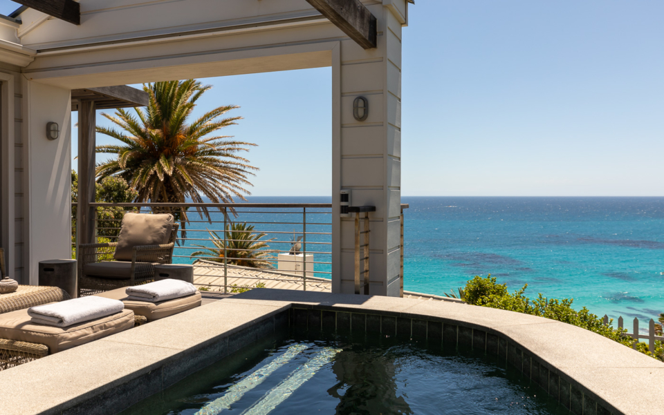 Luxury Cape Town Clifton Villa Pool Ocean View Day