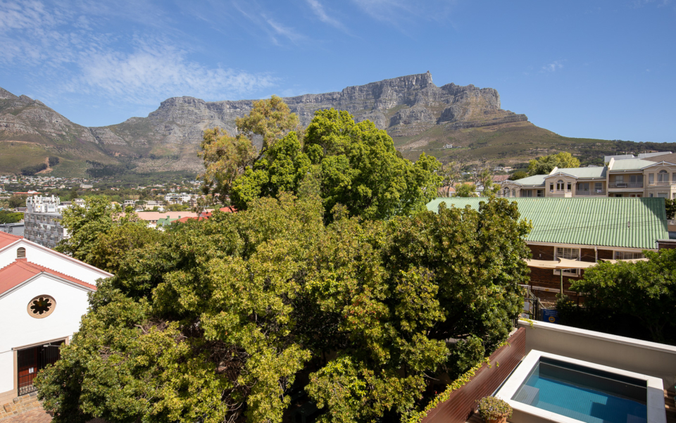 Luxury Cape Town Holiday Villa Table Mountain View