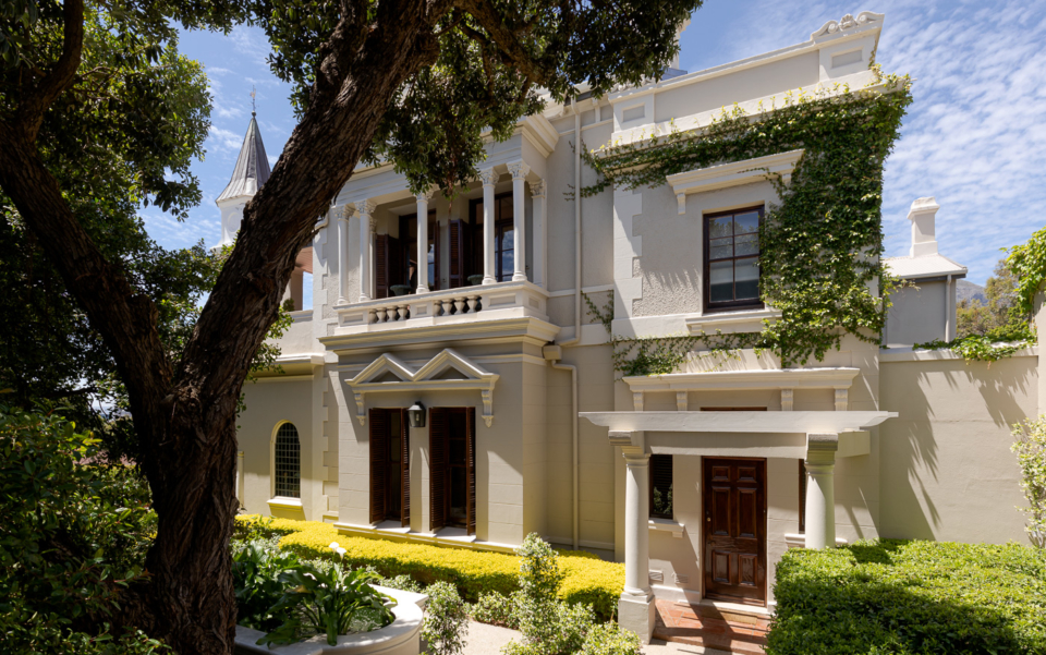 Luxury Cape Town Holiday Villa View
