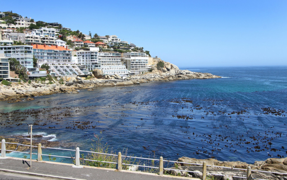 Luxury Cape Town Bantry Bay Apartment Sea Cliff 104 .ocean View